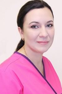Светлана Валерьевна Дымченко