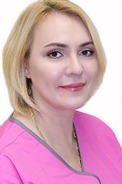 Елена Геннадьевна Железнякова